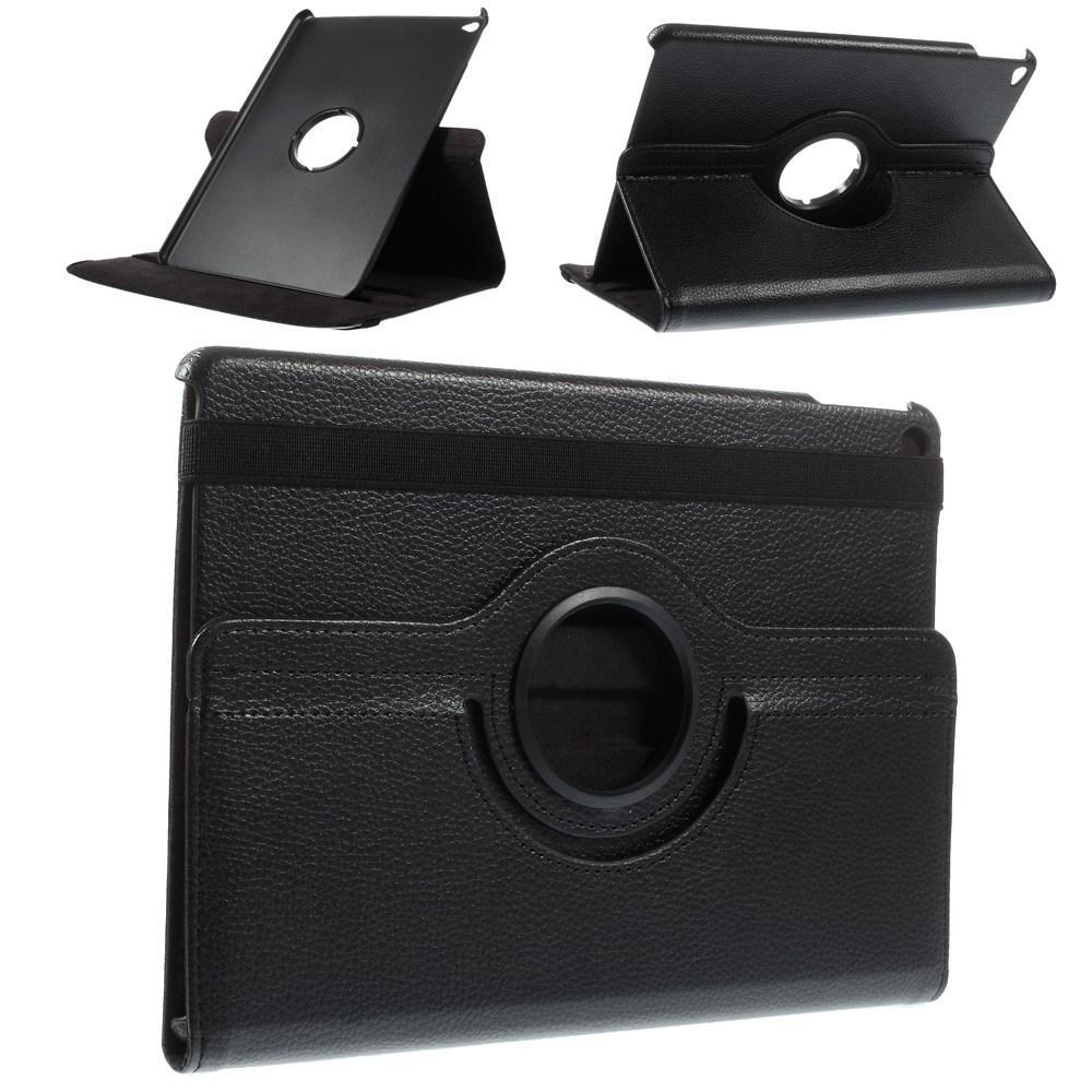 360-fodral Apple iPad Air/Air 2 svart