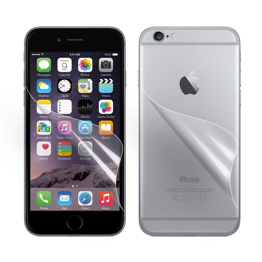 Skärmskydd Apple iPhone 6/6S fram & baksida