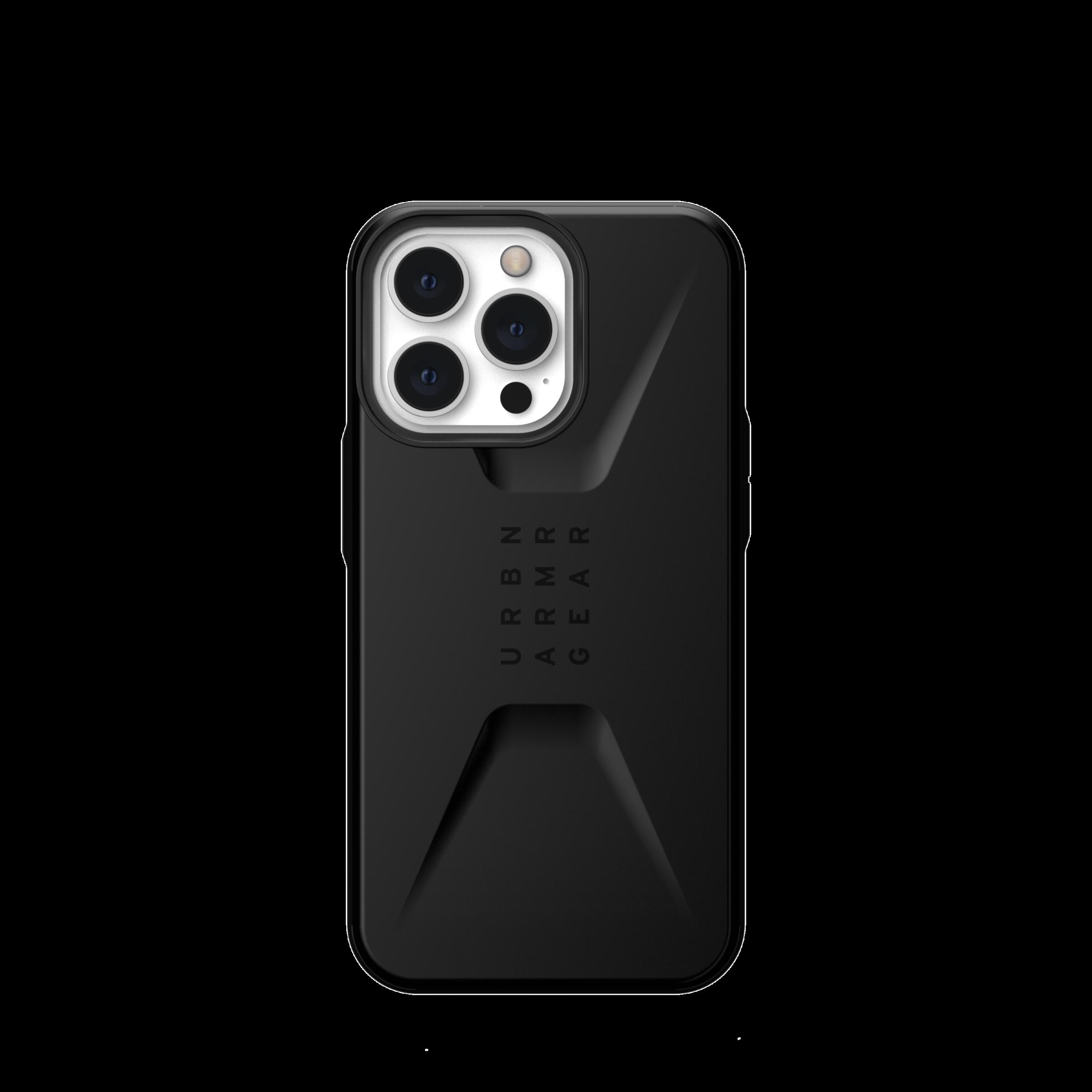 Civilian Series Case iPhone 13 Pro Black