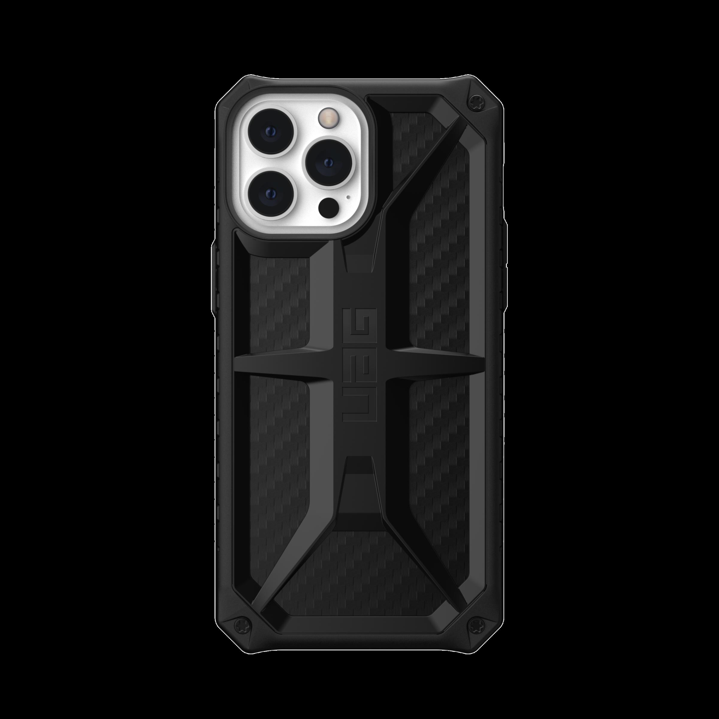 Monarch Series Case iPhone 13 Pro Max Carbon Fiber