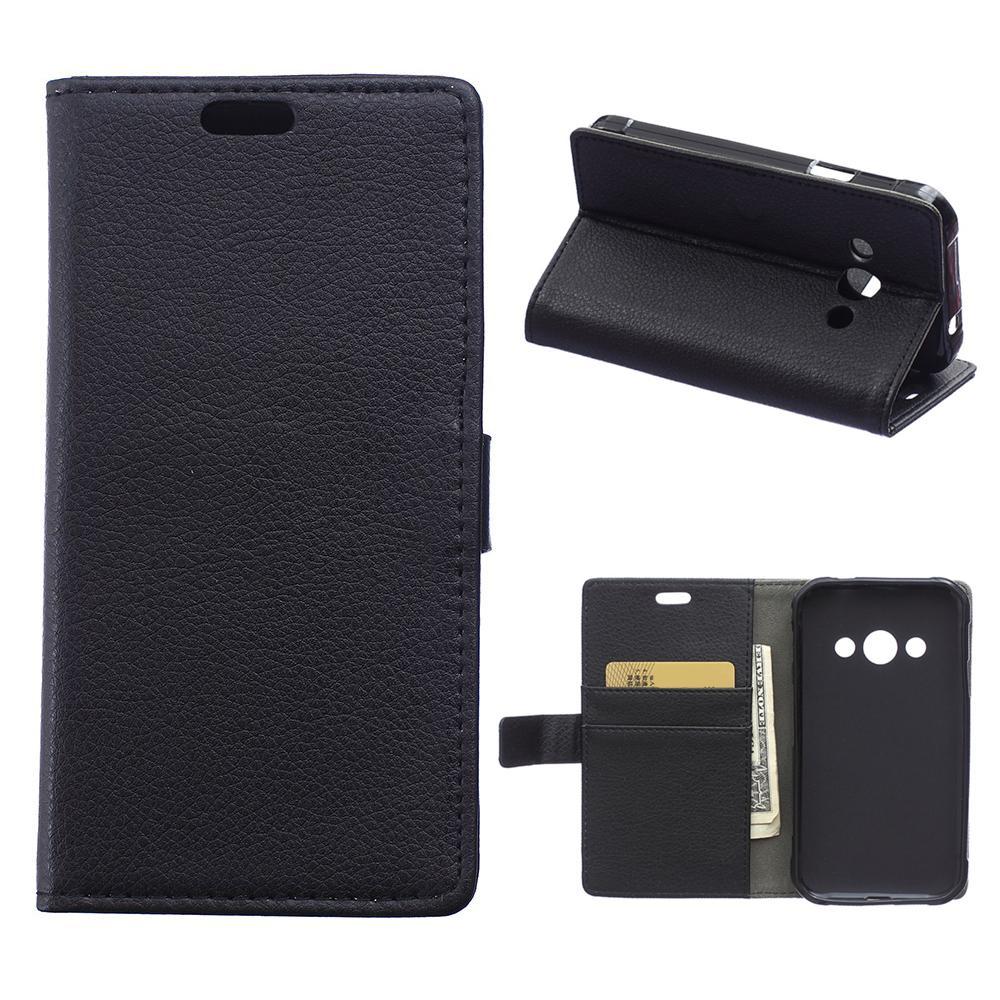 Plånboksfodral Samsung Galaxy Xcover 3 svart