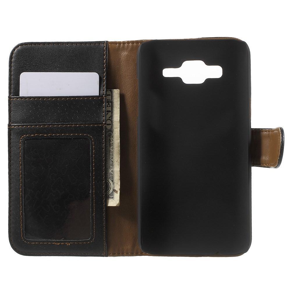 Plånboksfodral Samsung Galaxy J5 svart