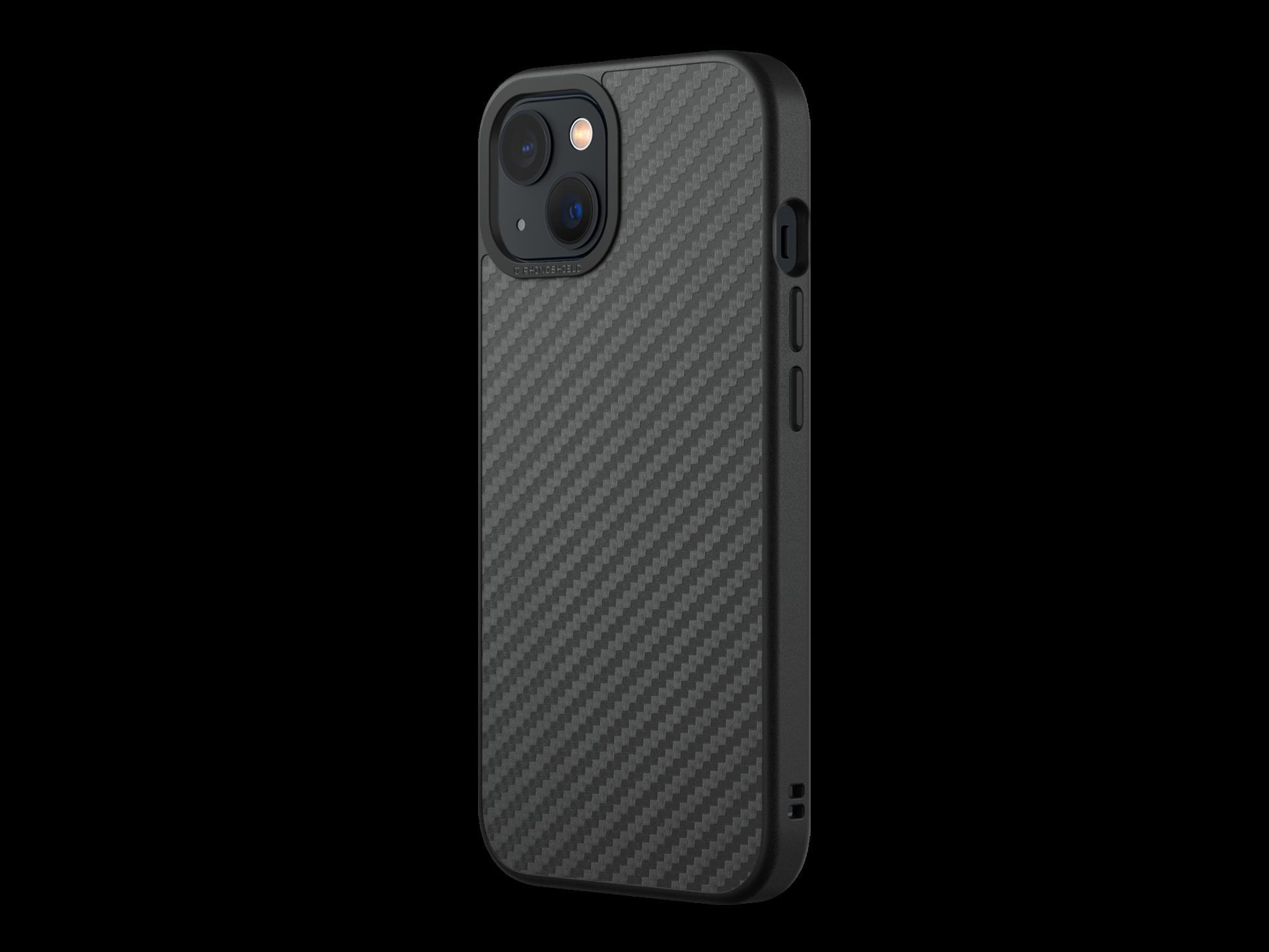 SolidSuit Skal iPhone 13 Carbon Black