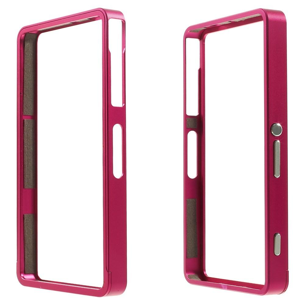 Aluminiumbumper Sony Xperia Z3 Compact rosa