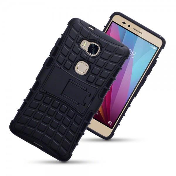 Rugged Case Huawei Honor 5X svart