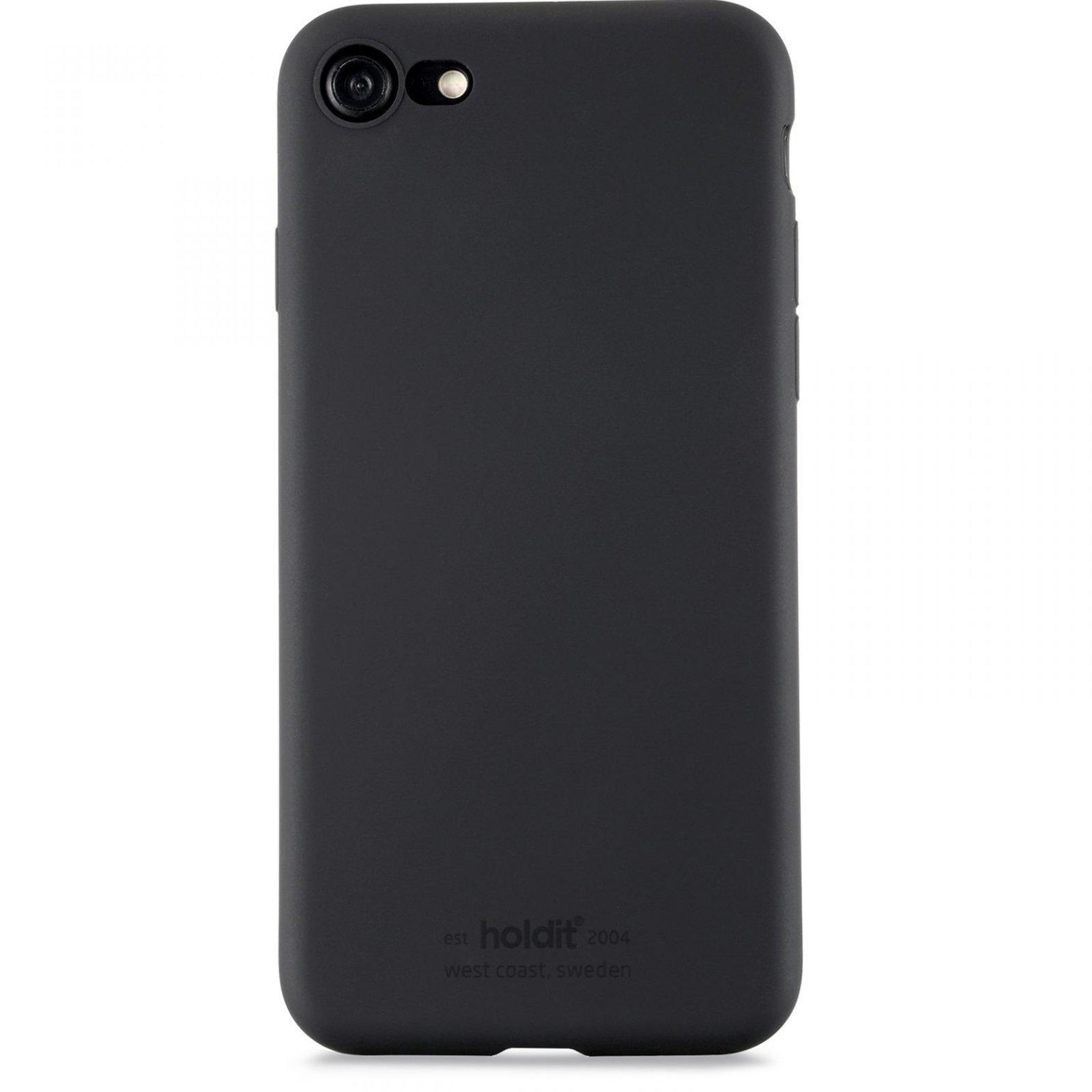 Silikonskal iPhone 7/8/SE 2020 Black