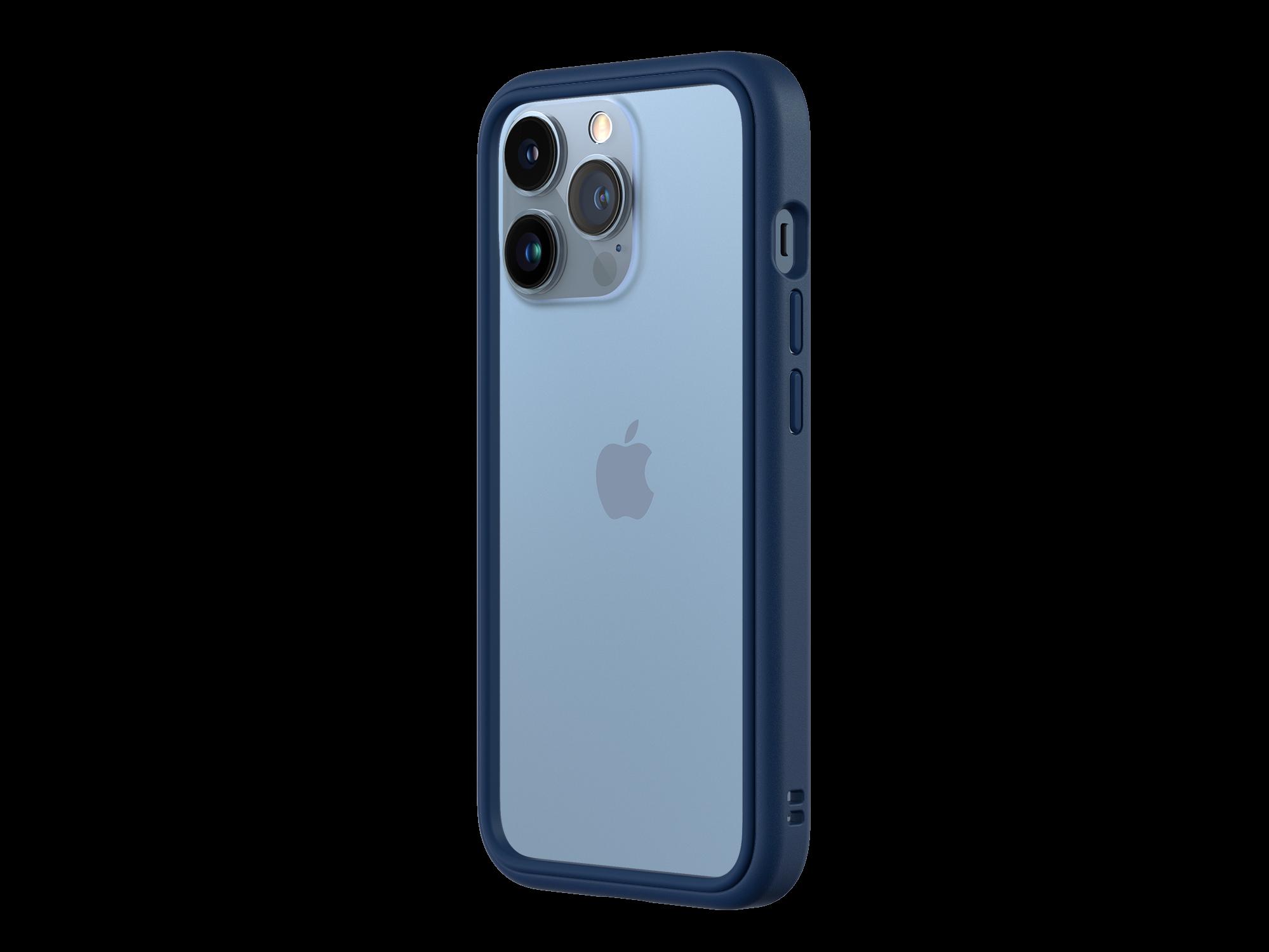CrashGuard NX Bumper iPhone 13/13 Pro Navy Blue