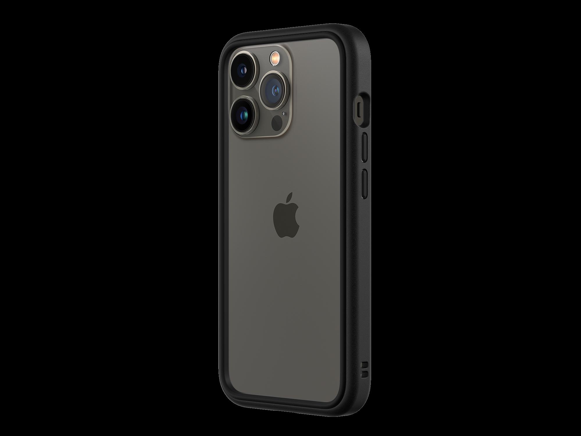 CrashGuard NX Bumper iPhone 13/13 Pro Black