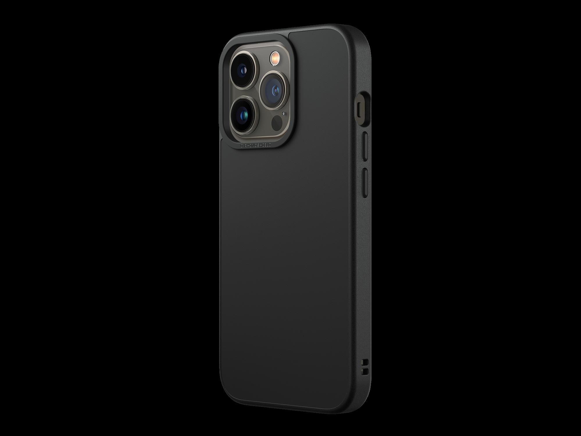 SolidSuit Skal iPhone 13 Pro Black