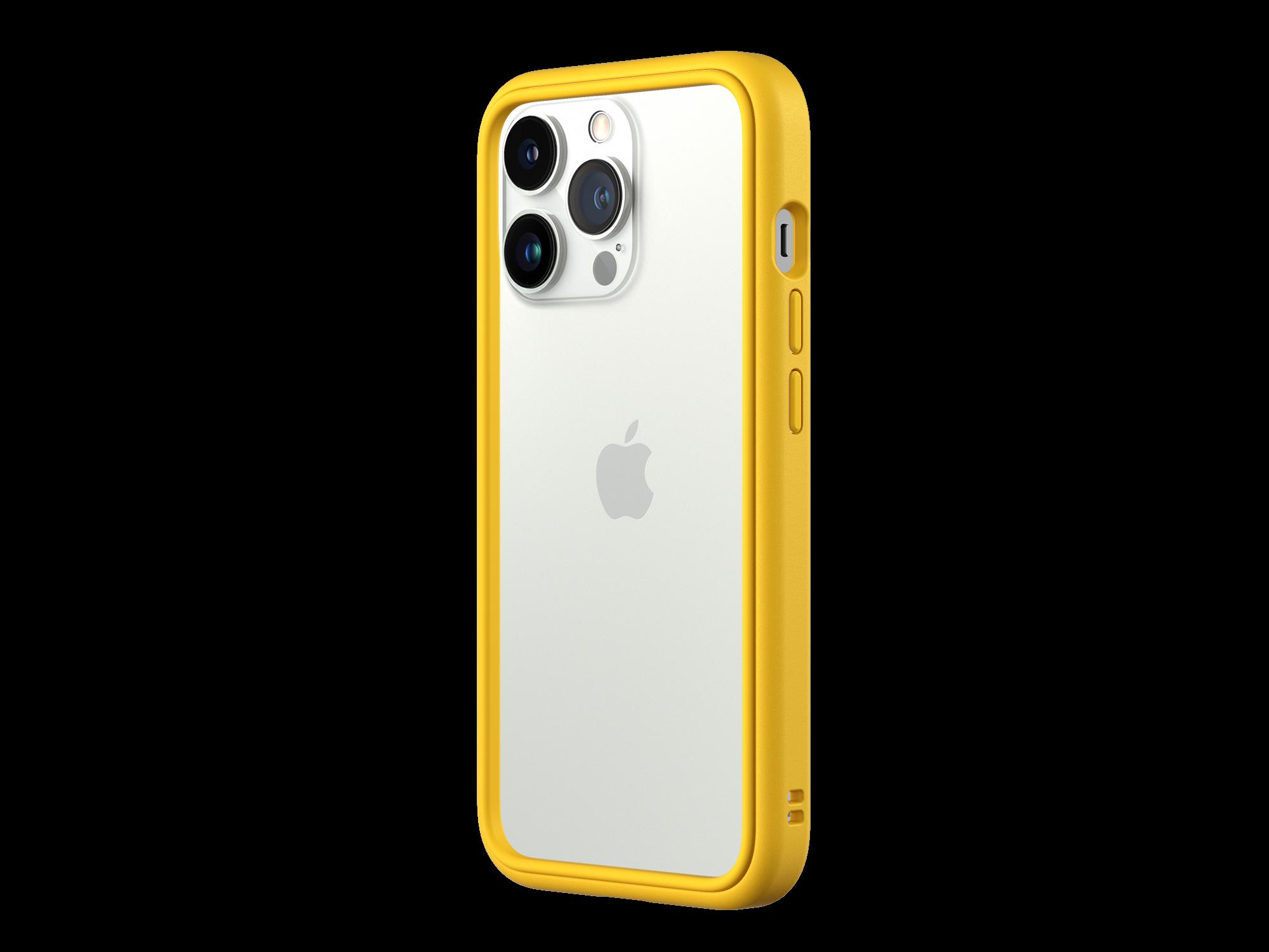 CrashGuard NX Bumper iPhone 13/13 Pro Yellow