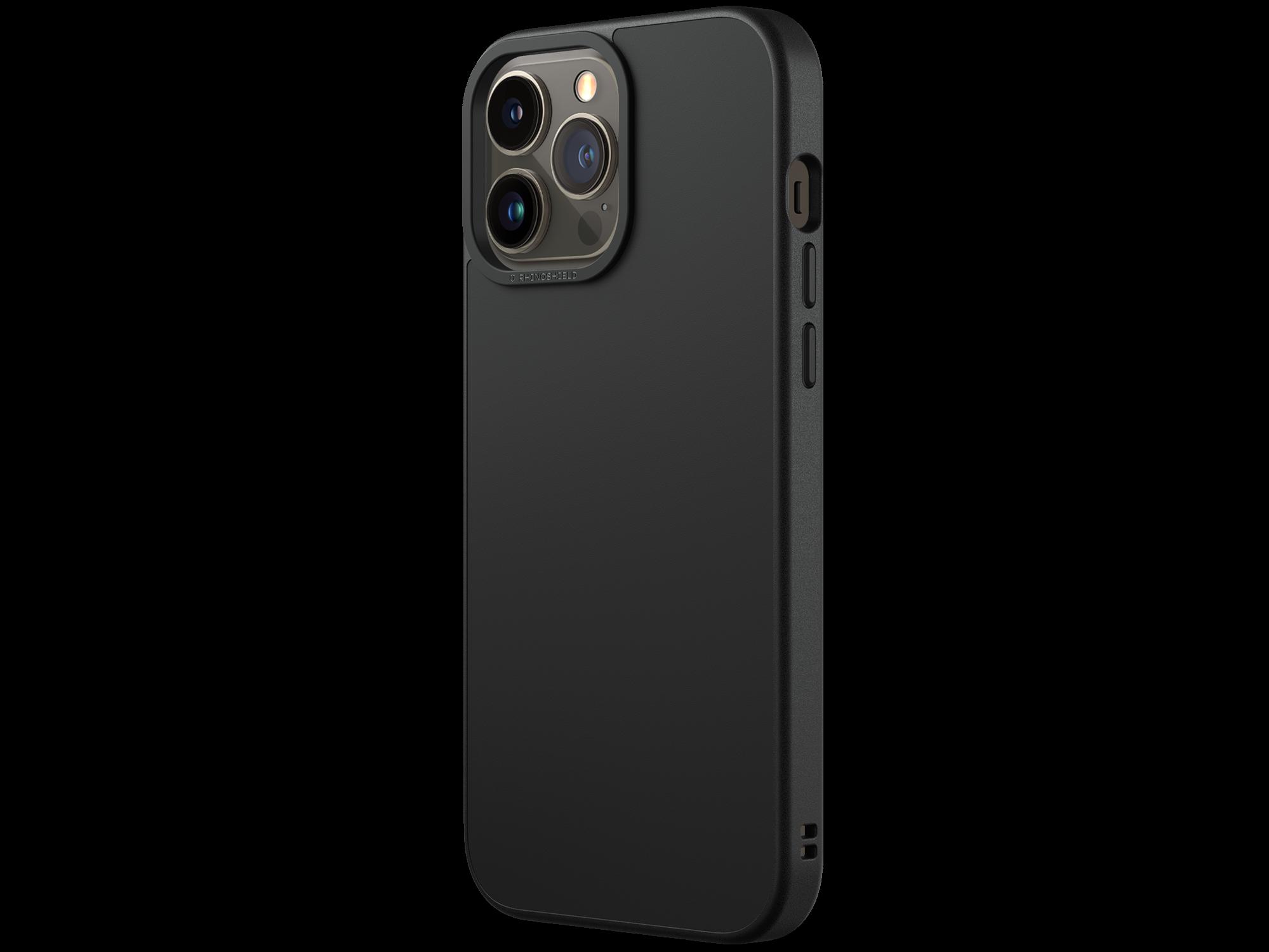 SolidSuit Skal iPhone 13 Pro Max Black
