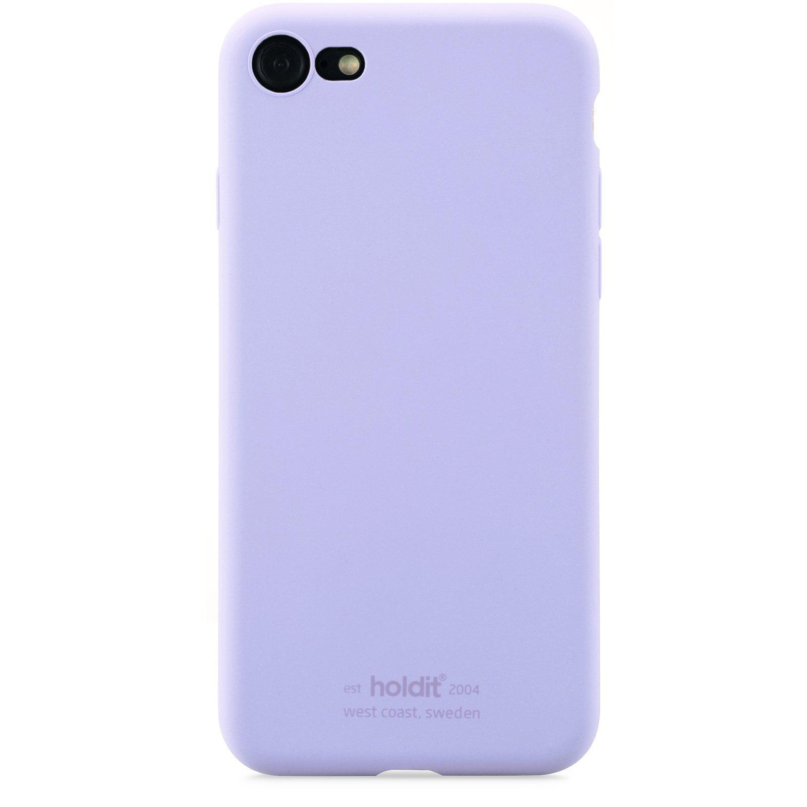 Silikonskal iPhone 7/8/SE 2020 Lavender