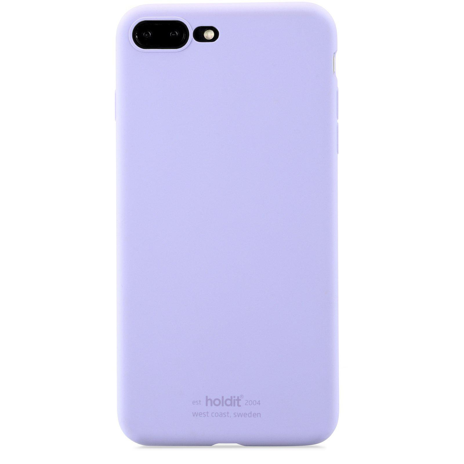 Silikonskal iPhone 7 Plus/8 Plus Lavender