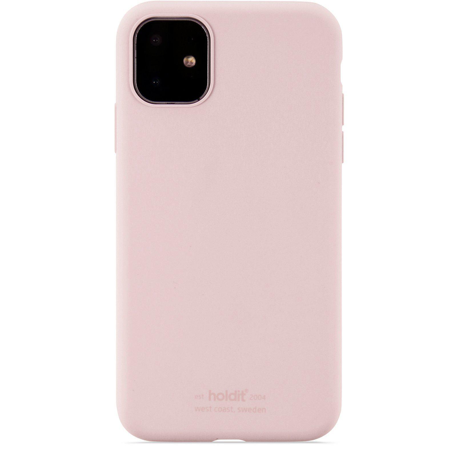 Silikonskal iPhone 11/XR Blush Pink