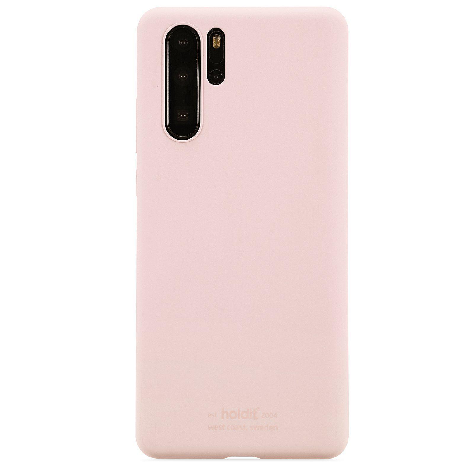 Silikonskal Huawei P30 Pro Blush Pink