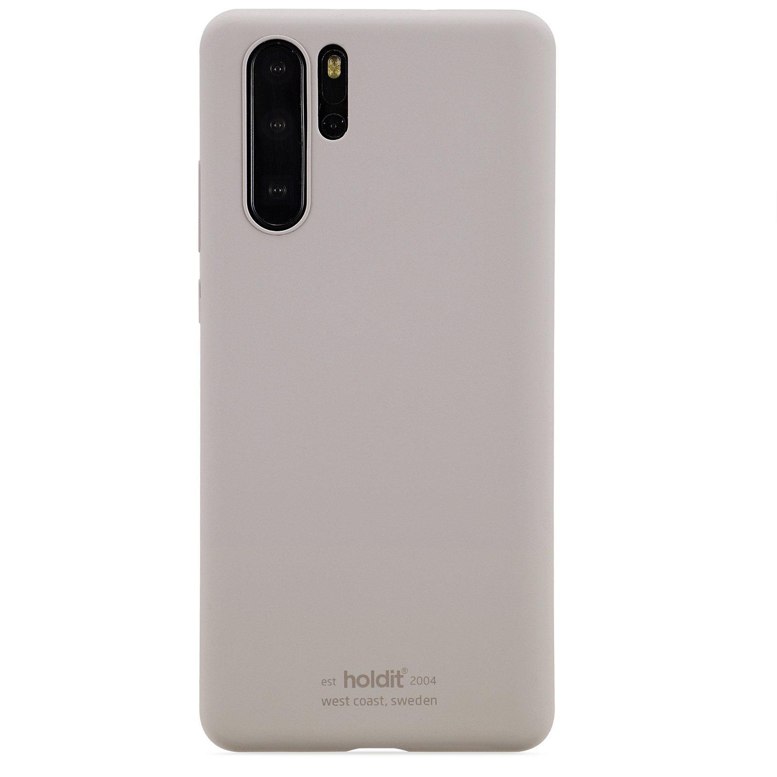Silikonskal Huawei P30 Pro Taupe