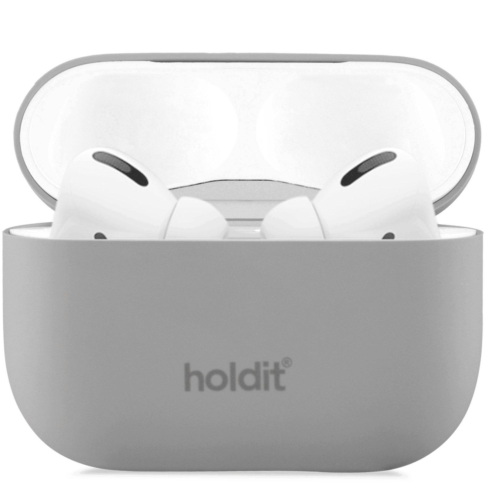 Silikonfodral Apple AirPods Pro Taupe