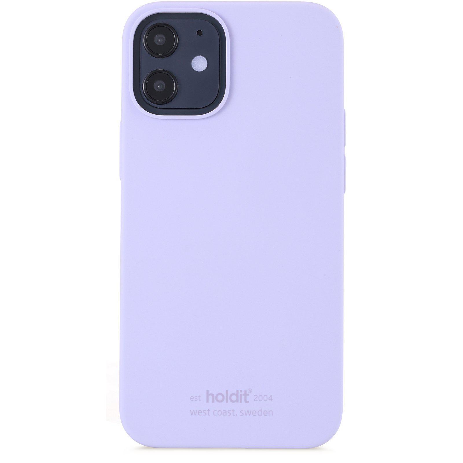 Silikonskal iPhone 12 Mini Lavender