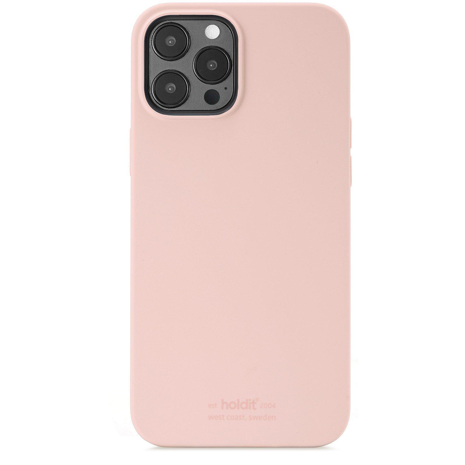 Silikonskal iPhone 12 Pro Max Blush Pink