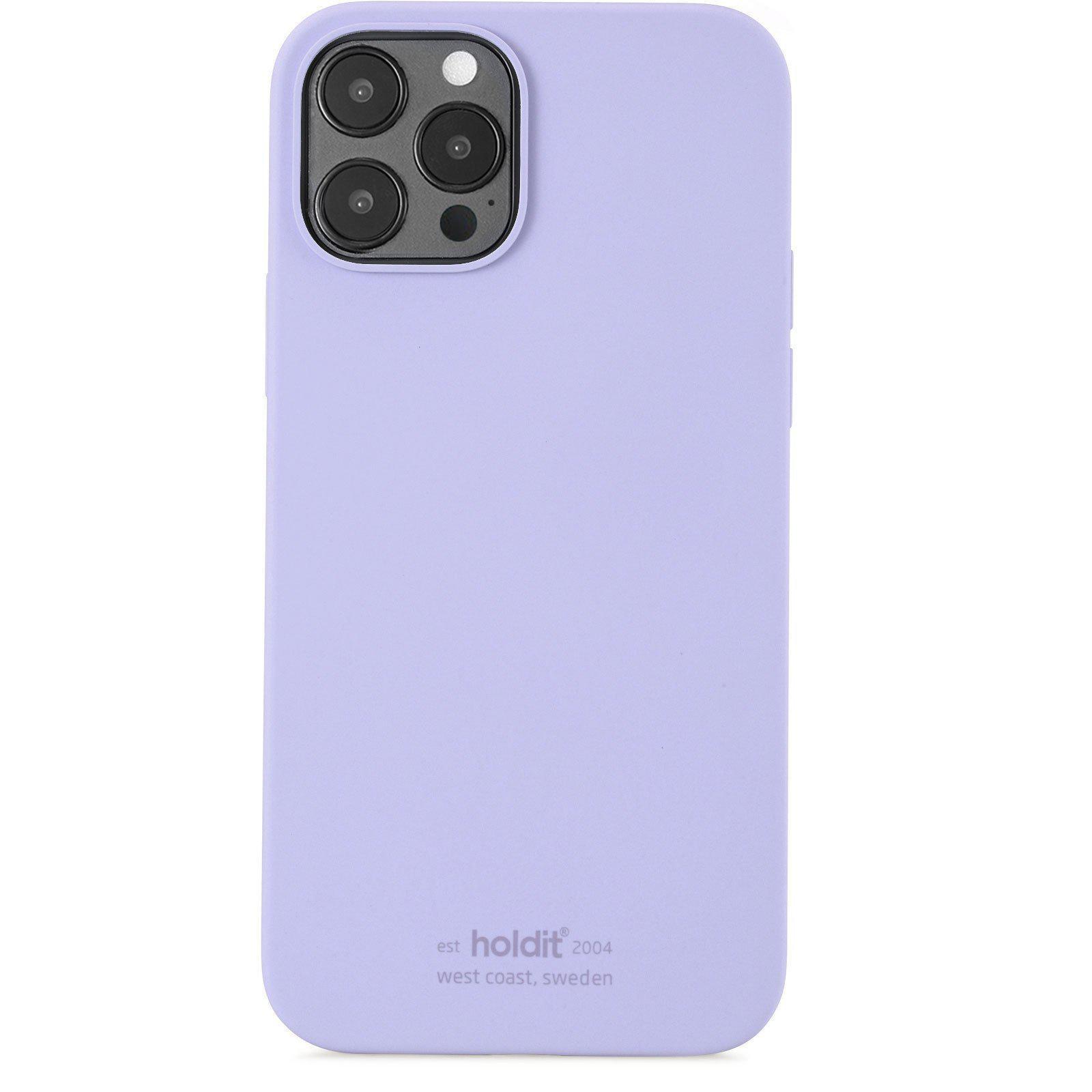 Silikonskal iPhone 12/12 Pro Lavender