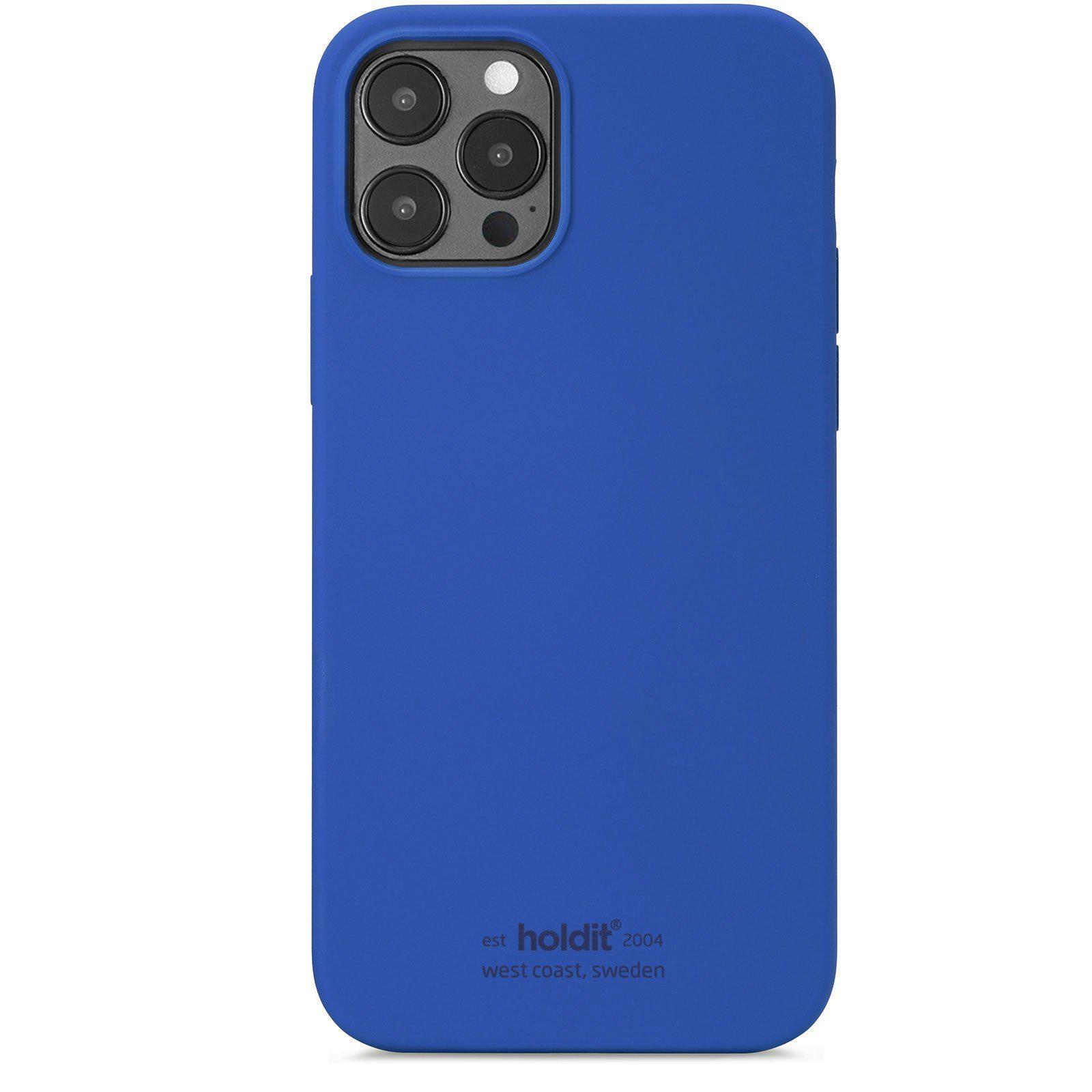 Silikonskal iPhone 12 Pro Max Royal Blue