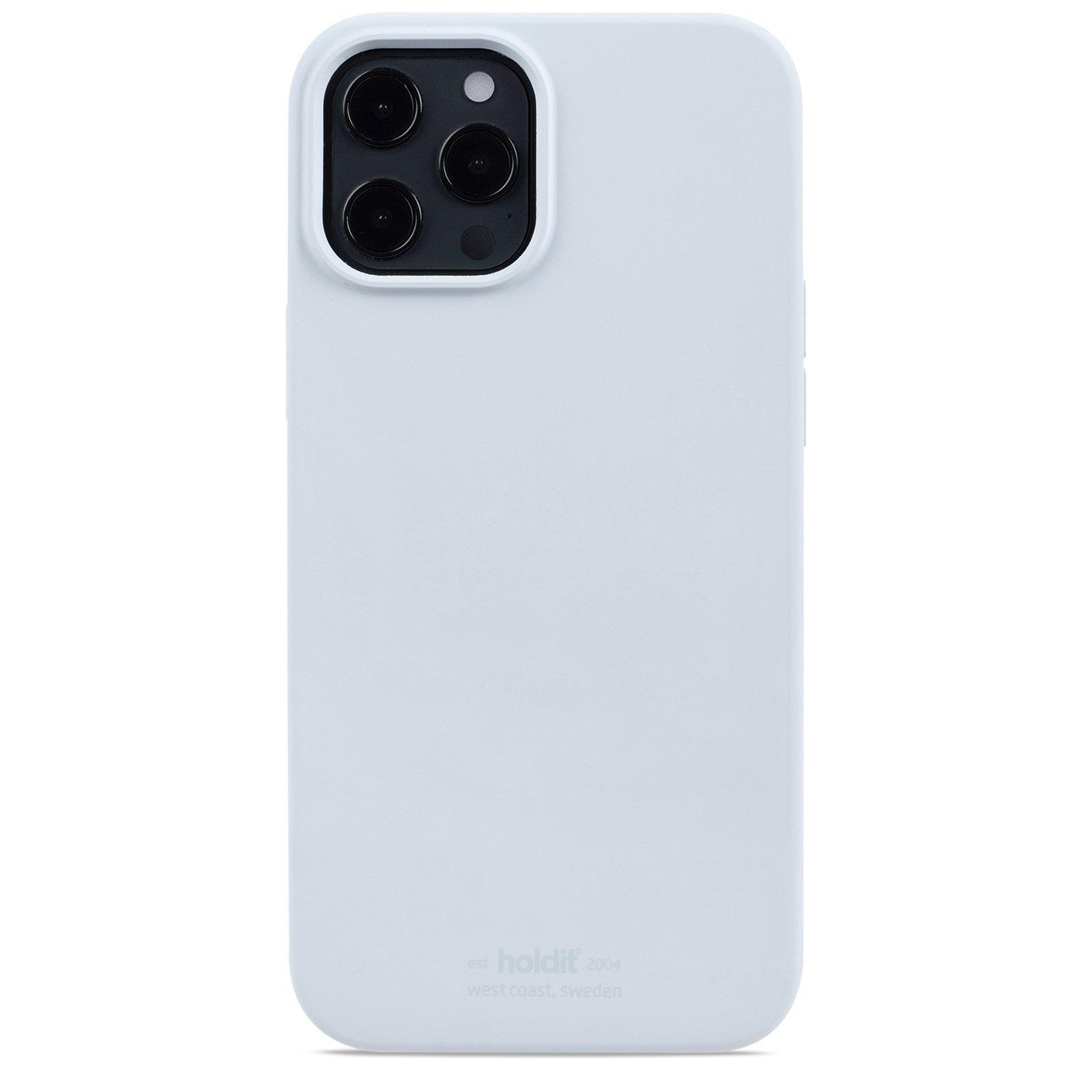 Silikonskal iPhone 12 Pro Max Mineral Blue