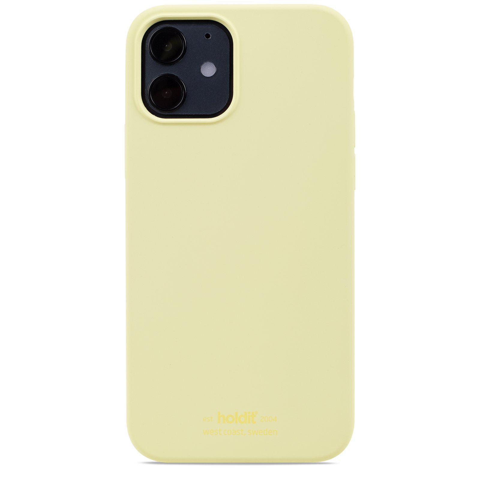Silikonskal iPhone 12/12 Pro Lemonade