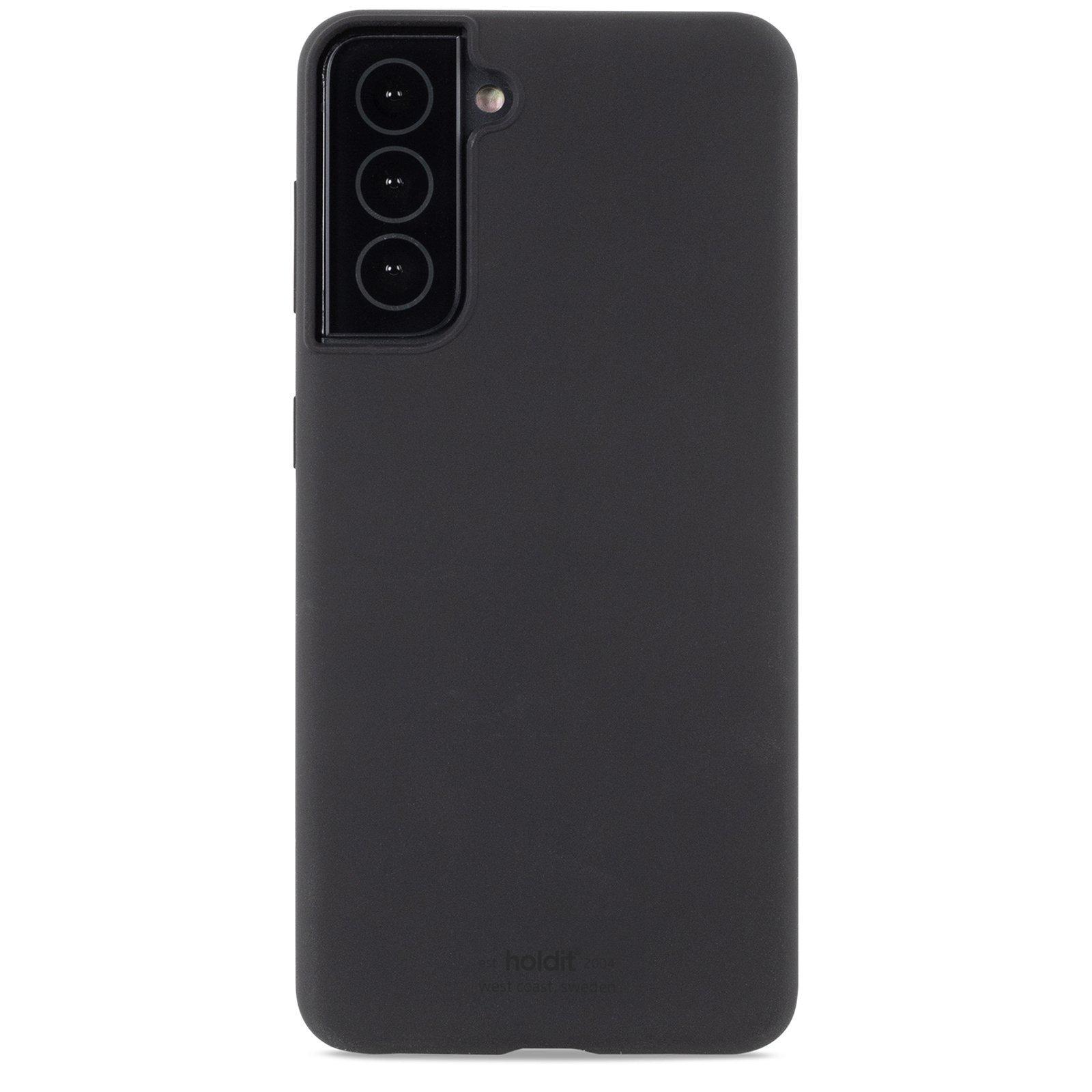 Silikonskal Samsung Galaxy S21 Black
