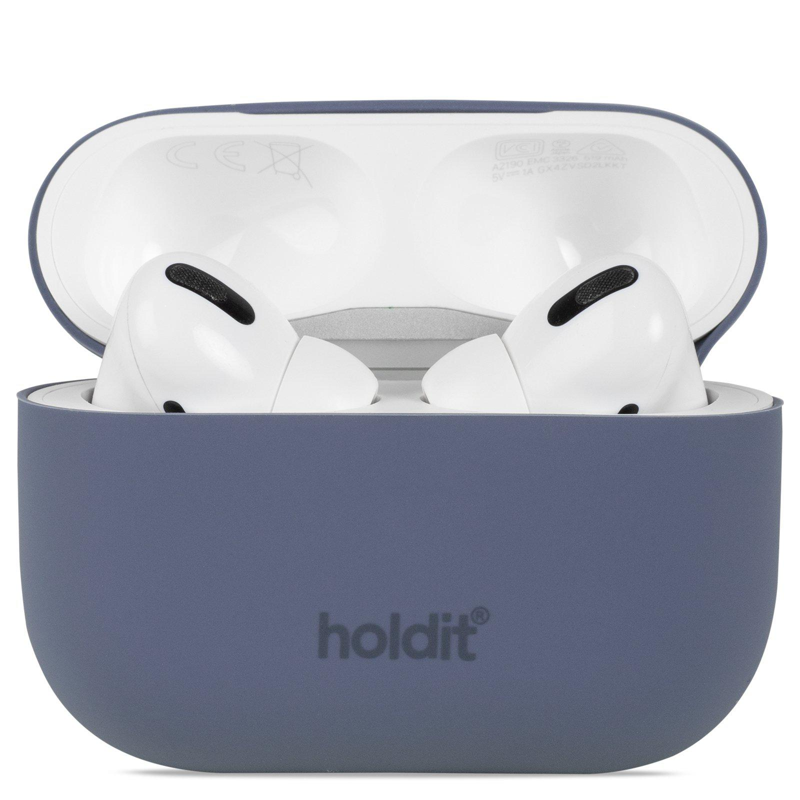 Silikonfodral Apple AirPods Pro Pacific Blue