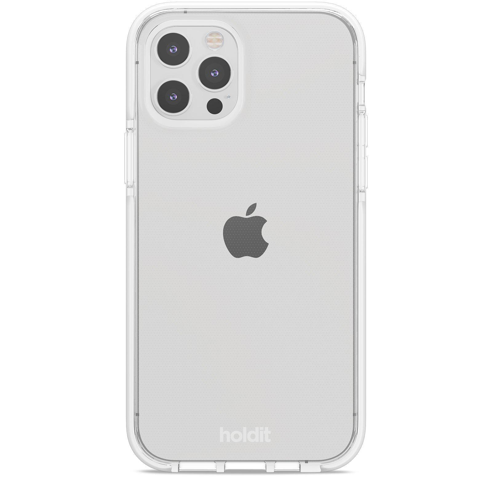Seethru Skal iPhone 12/12 Pro White
