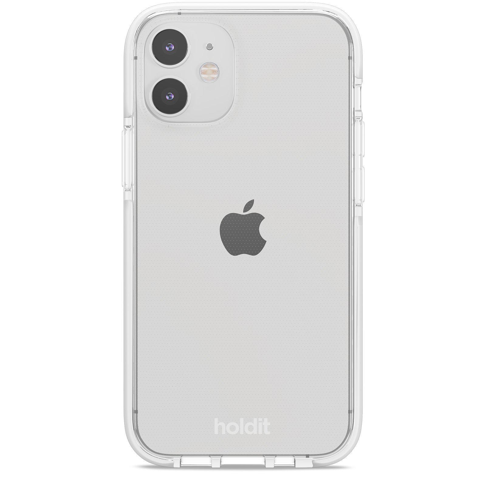Seethru Skal iPhone 12 Mini White