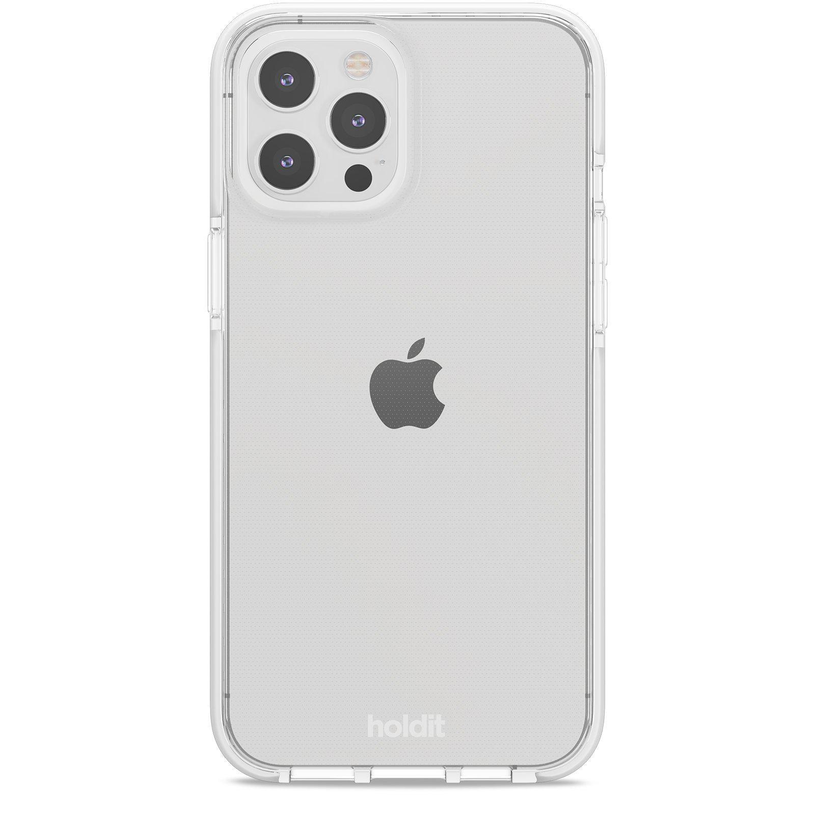 Seethru Skal iPhone 12 Pro Max White