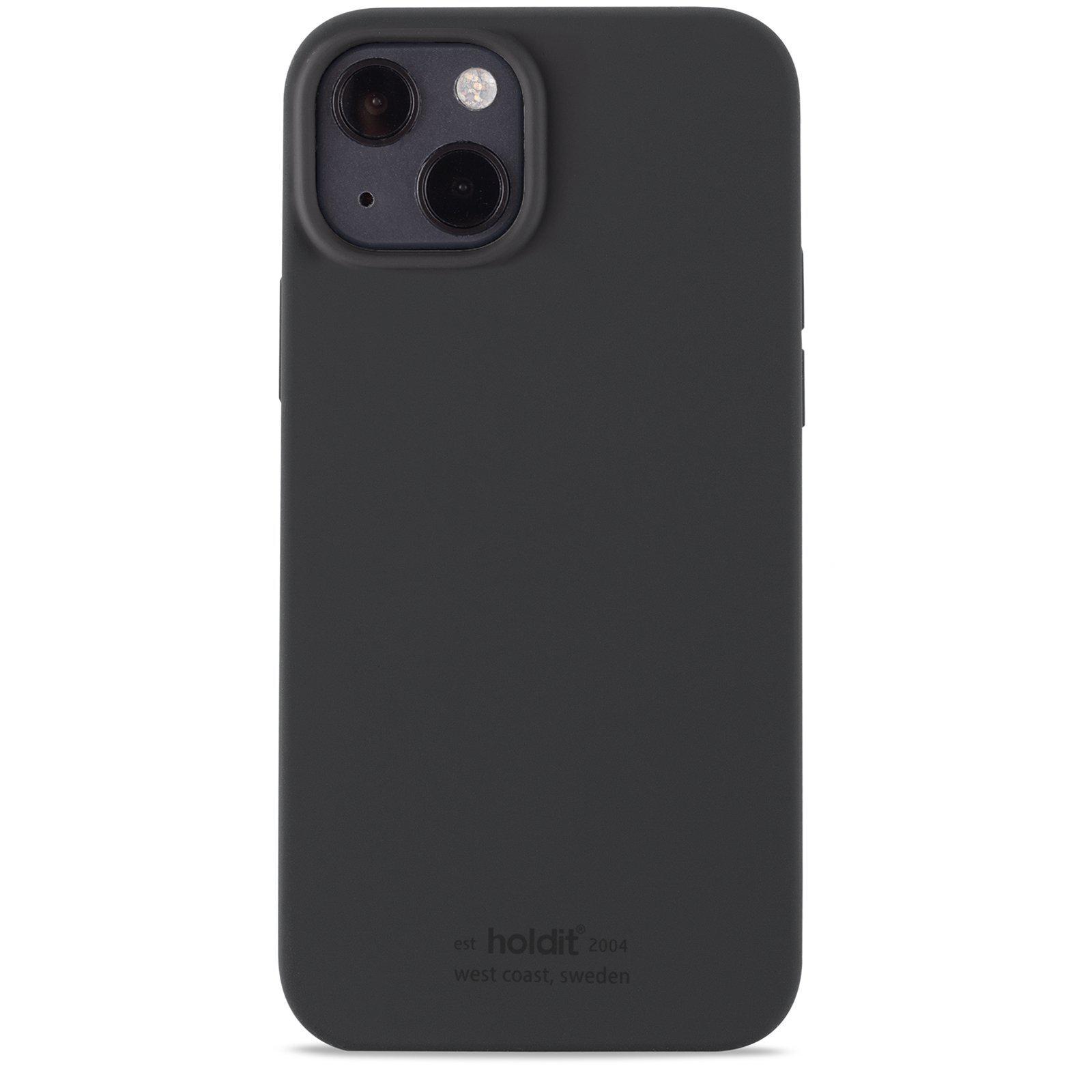 Silikonskal iPhone 13 Black