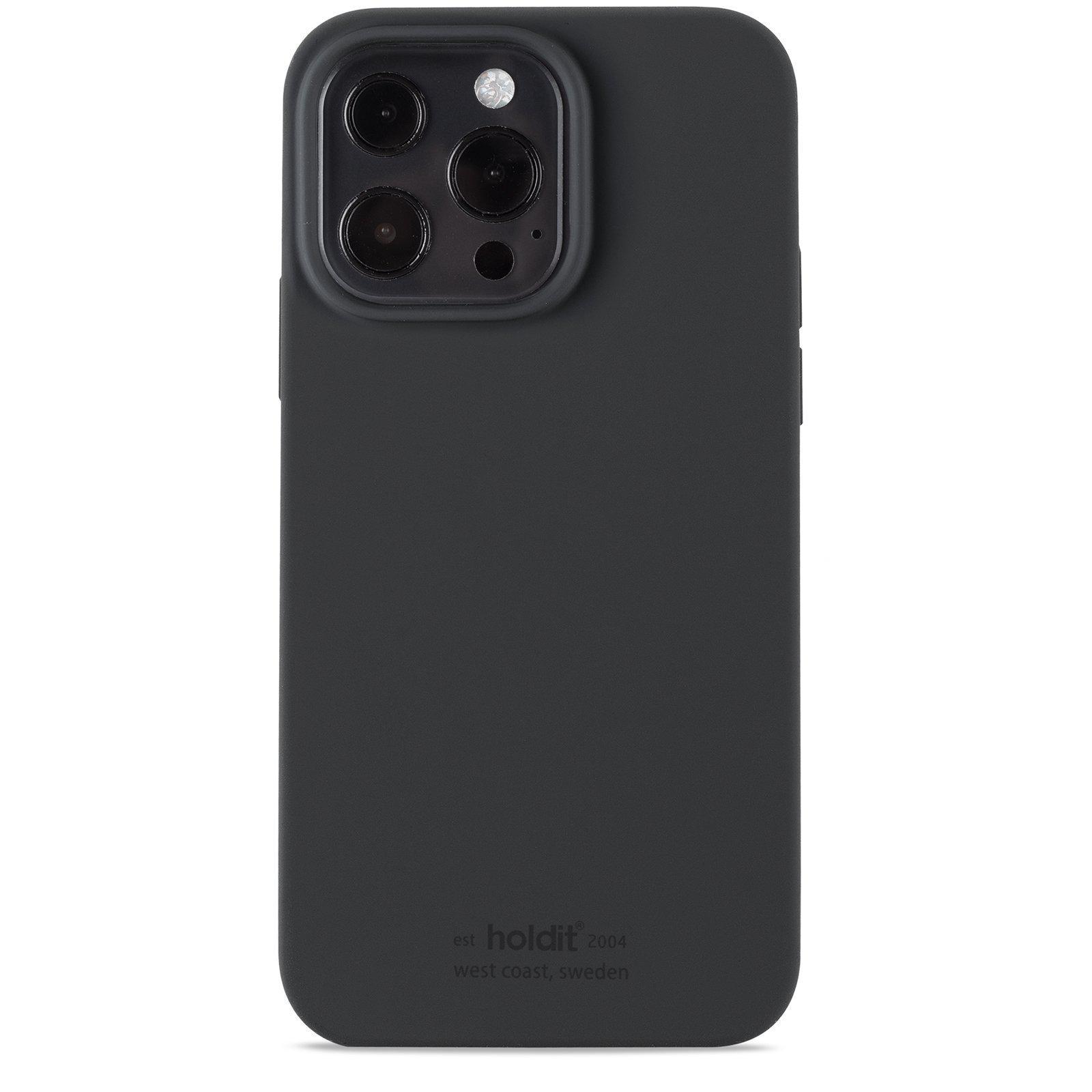 Silikonskal iPhone 13 Pro Black
