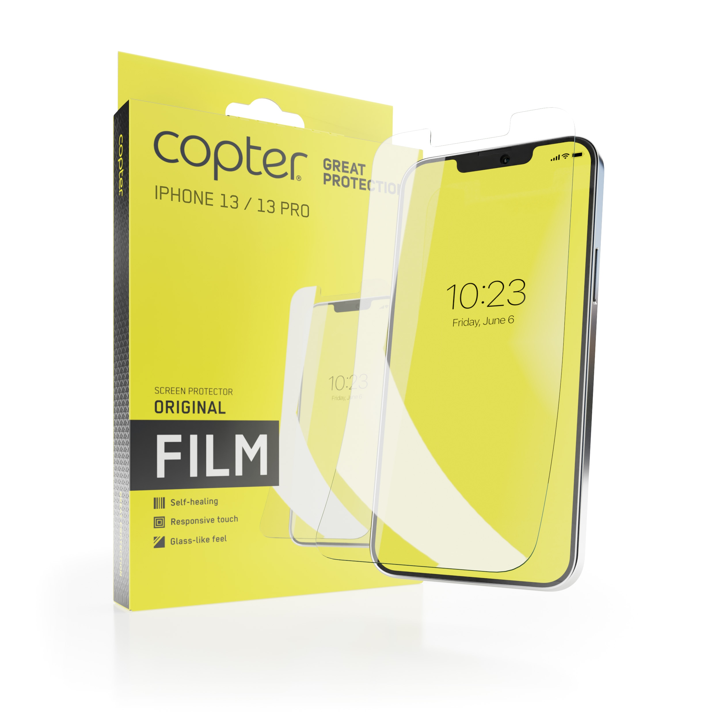 Screenprotector iPhone 13/13 Pro