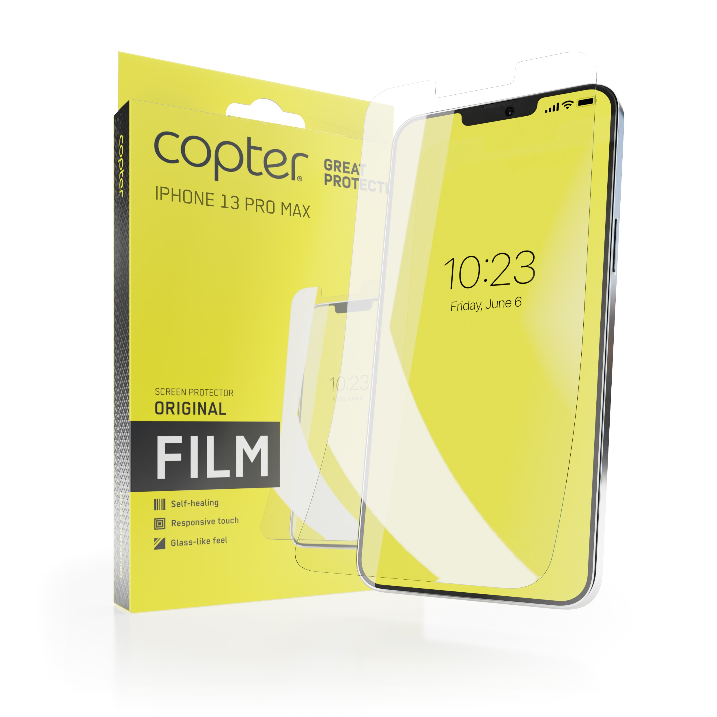 Screenprotector iPhone 13 Pro Max