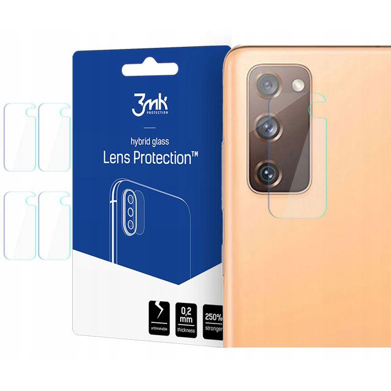 0.2mm Glass Lens Protection Galaxy S20 FE (4-pack)