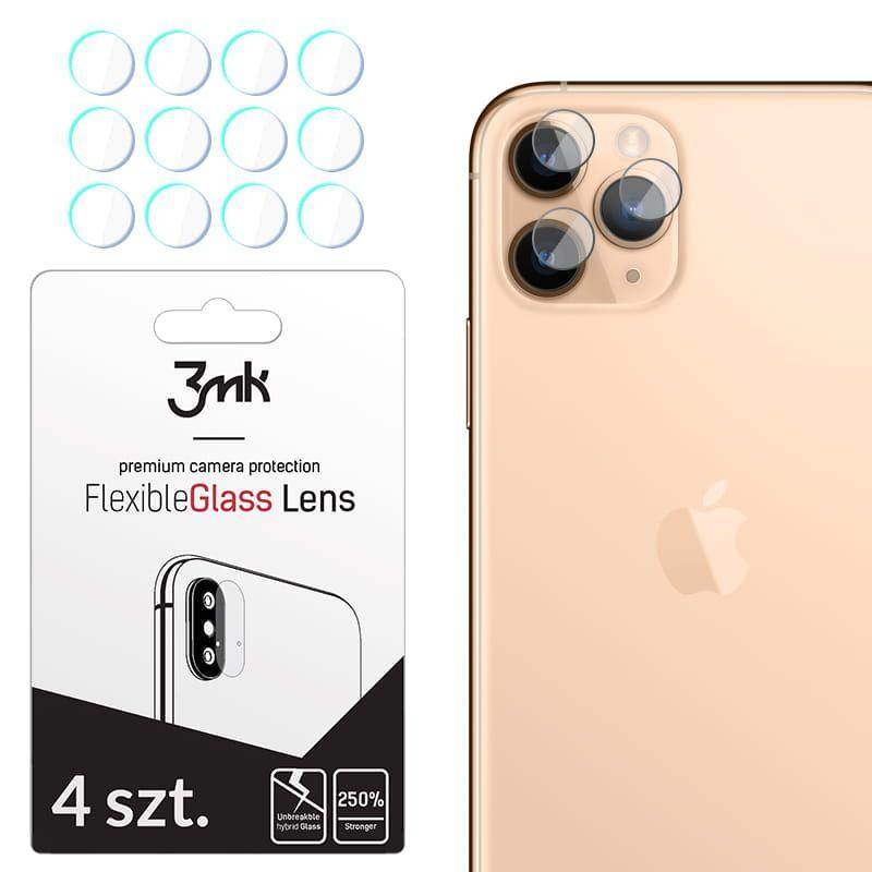 0.2mm Glass Lens Protection iPhone 11 Pro (4-pack)