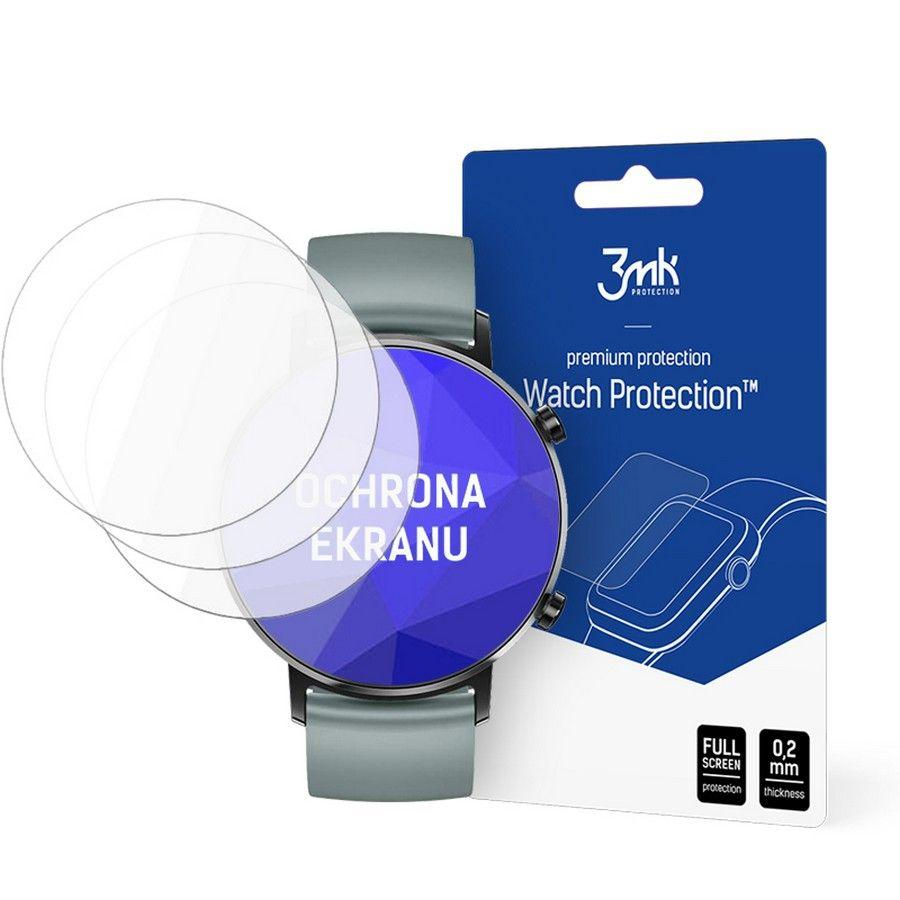 Screen Protection Huawei Watch GT 2 42mm (3-pack)
