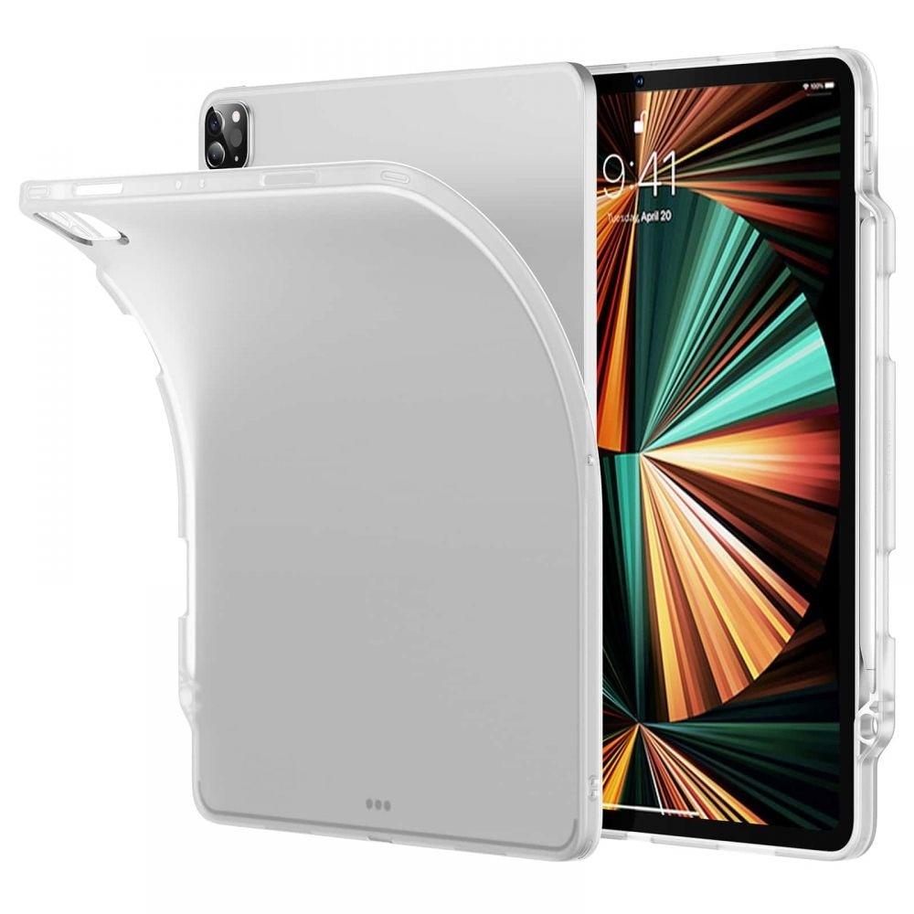 Project Zero Case iPad Pro 12.9 2021 Matte Clear