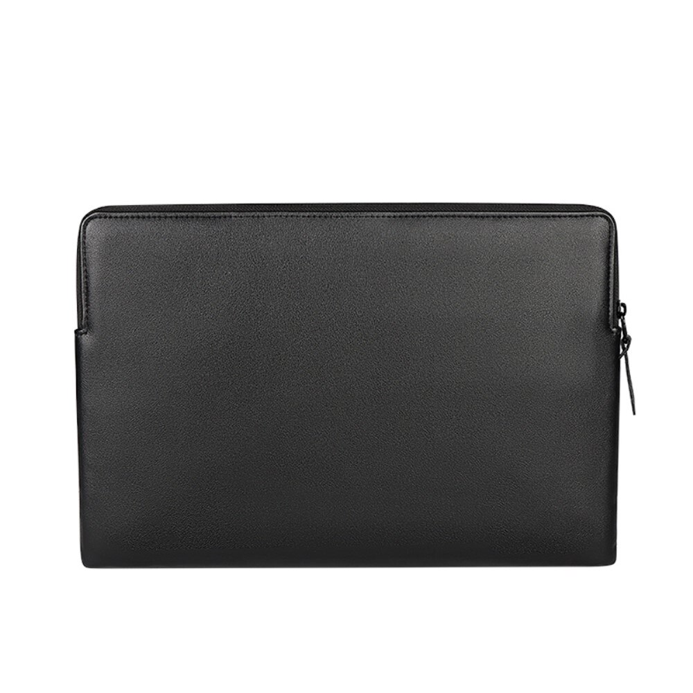 """Laptopfodral Läder till 13,3"""" svart"""