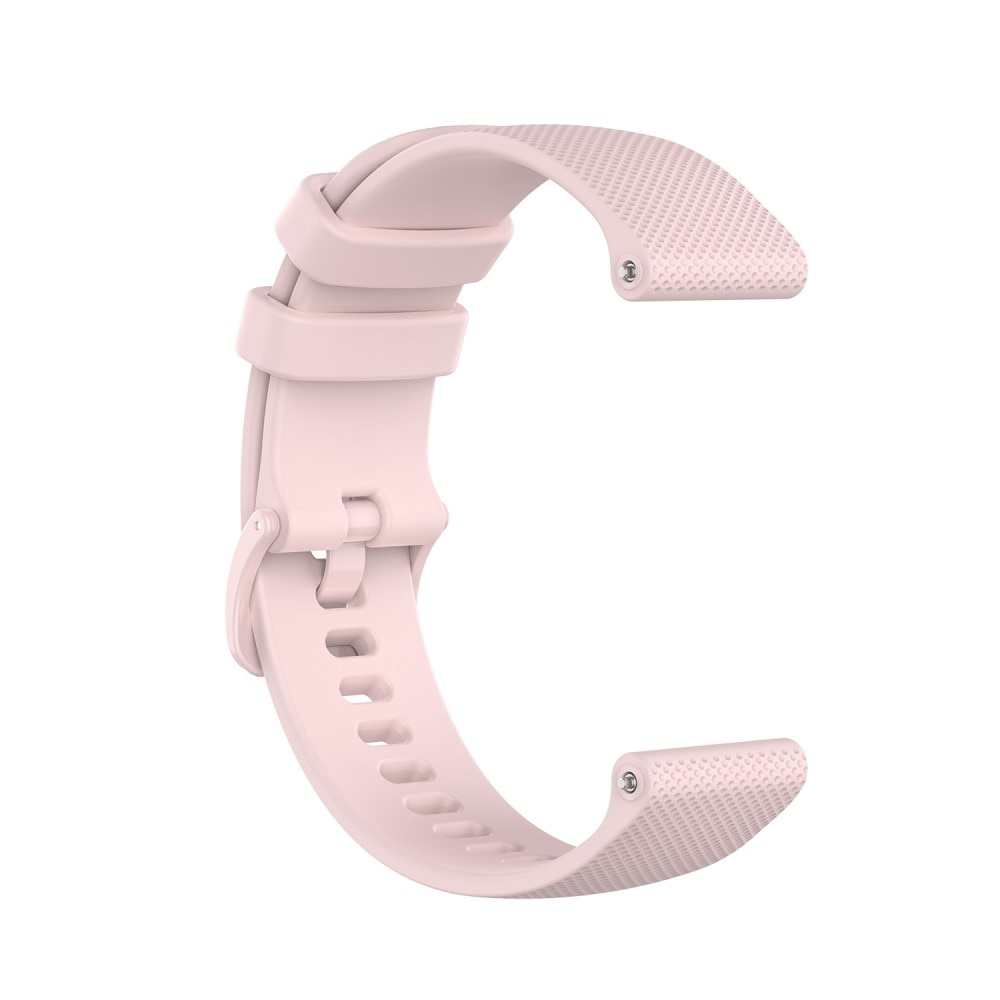 Silikonarmband Garmin Vivoactive 4/Venu 2 rosa