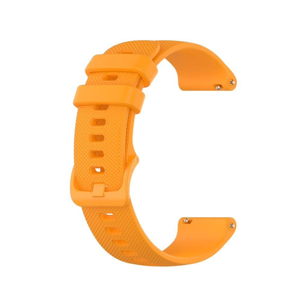 Silikonarmband Garmin Vivoactive 4/Venu 2 orange