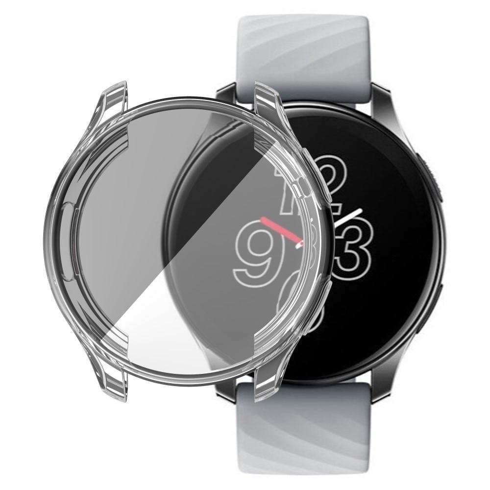 Heltäckande Skal OnePlus Watch transparent