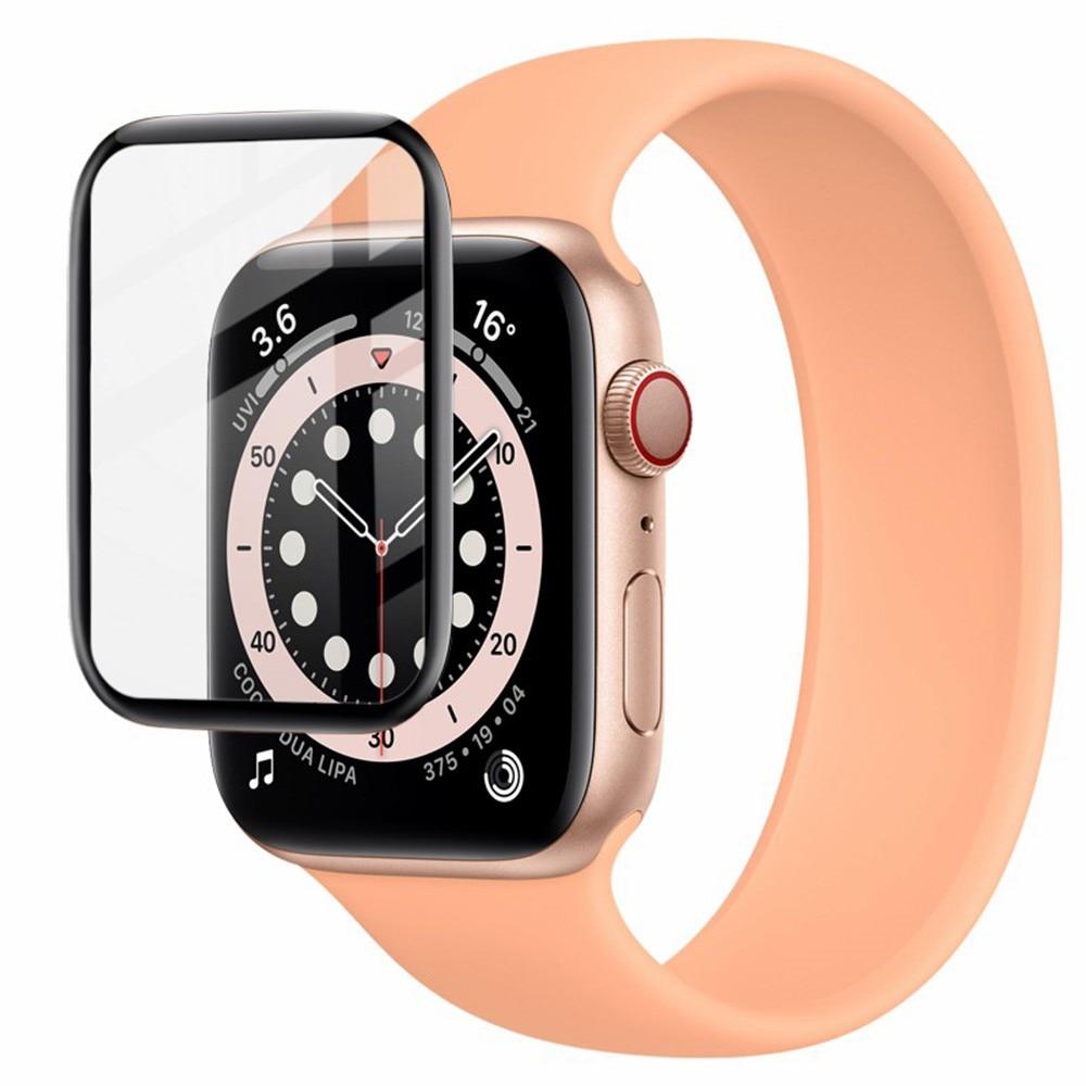 Härdat Glas Skärmskydd Apple Watch 44mm