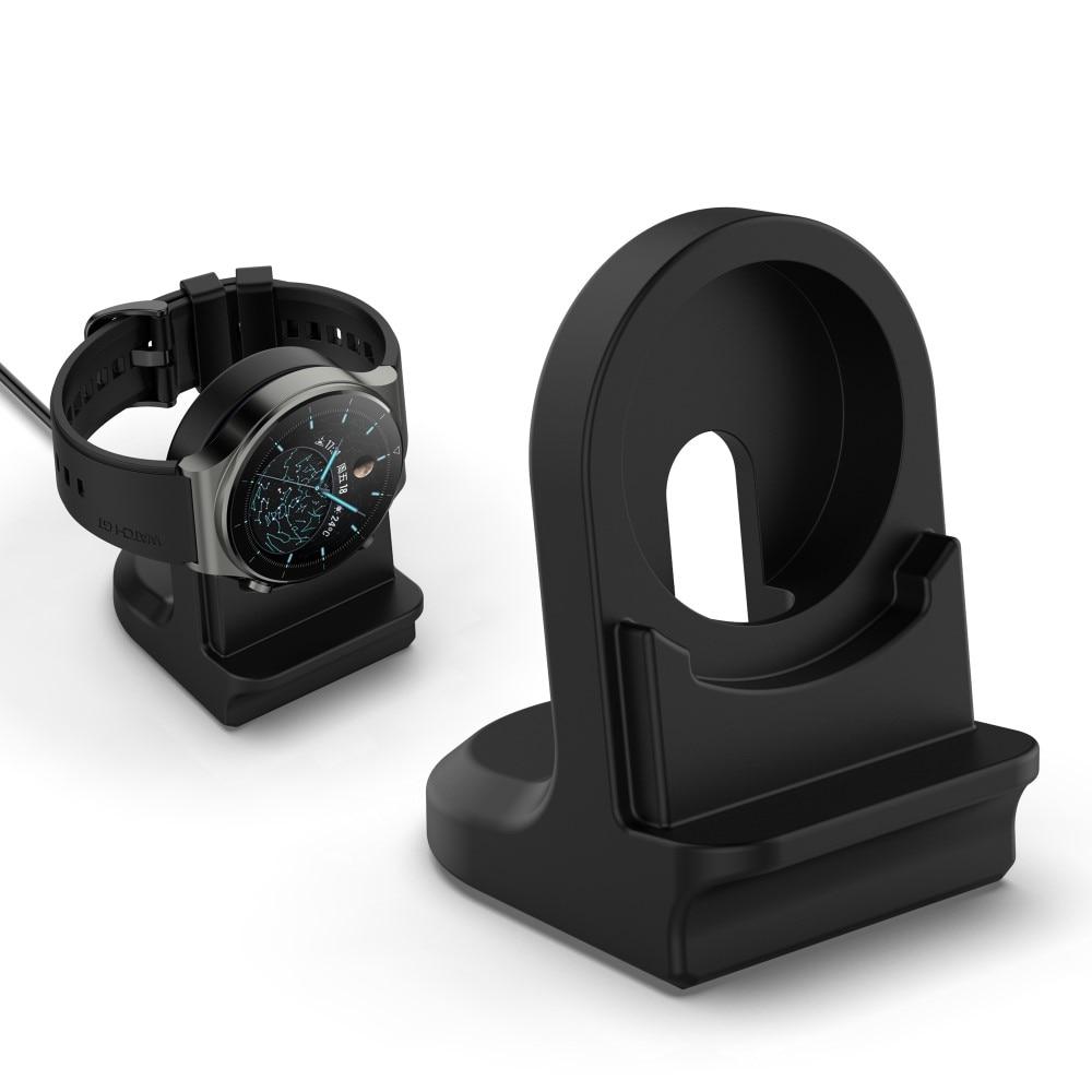 Laddningsställ Huawei Watch 3/3 Pro/GT 2 Pro svart