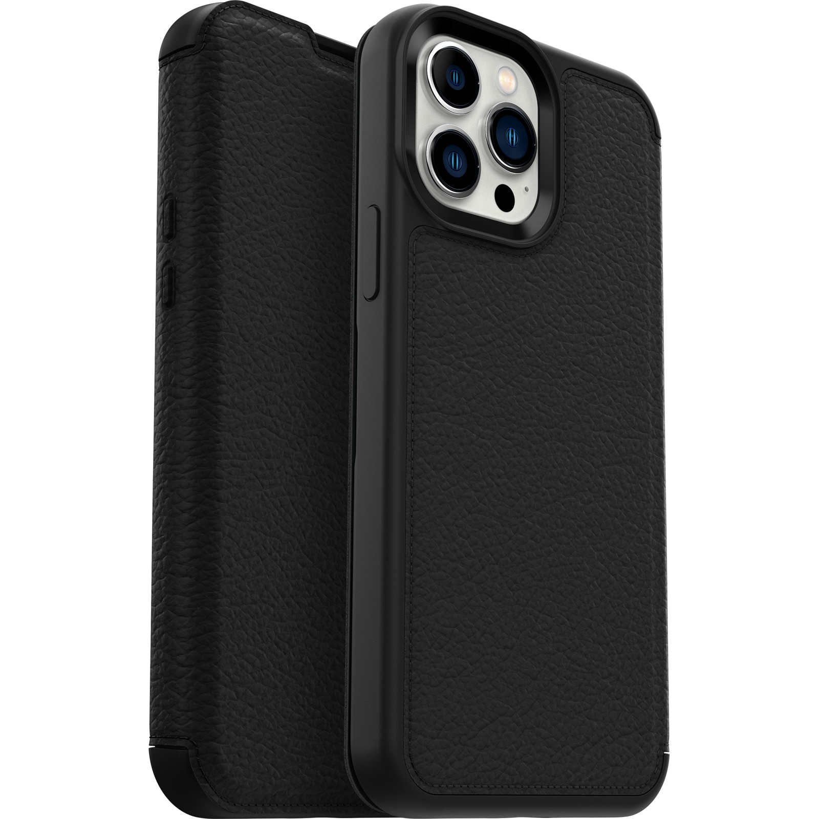 Strada Case iPhone 13 Pro Max Black