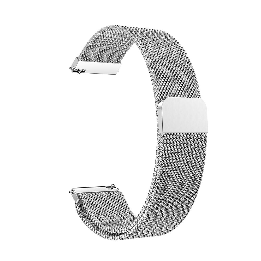 Armband Milanese OnePlus Watch silver