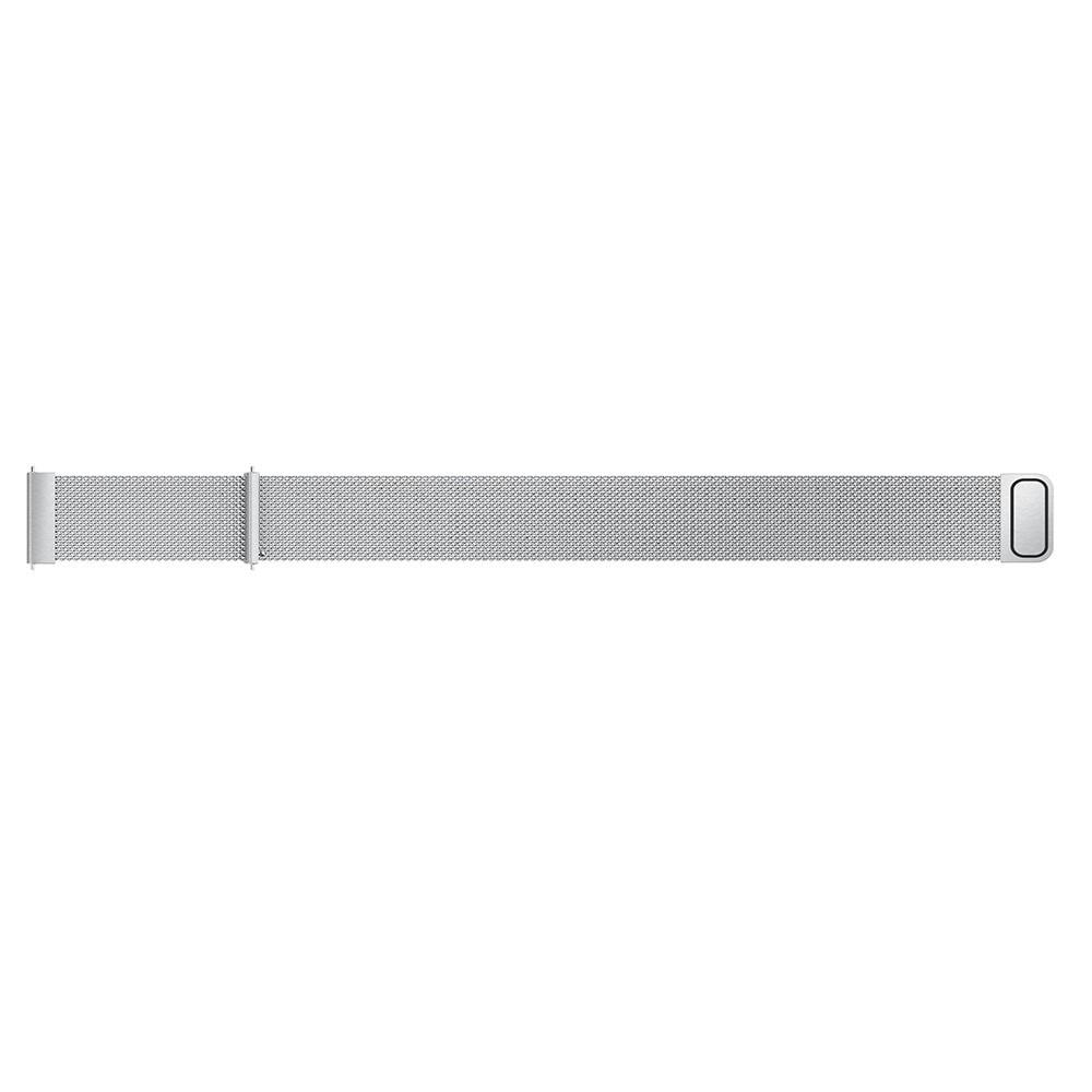 Armband Milanese Garmin Vivoactive 4/Venu 2 silver