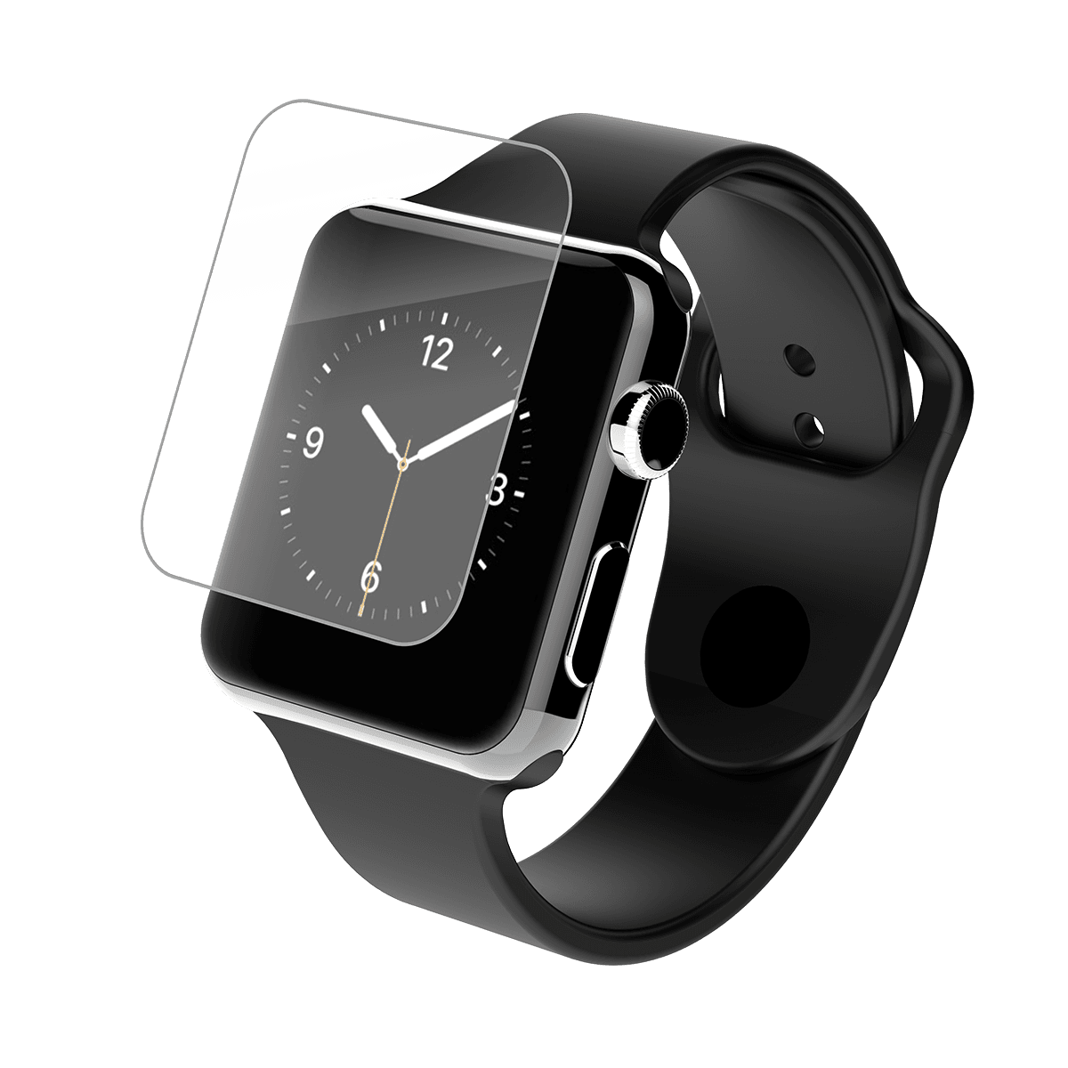 InvisibleShield HD Screen Apple Watch 38mm